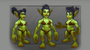 World of Warcraft new goblin model image4 - Blizzcon 2018