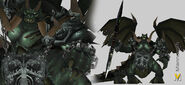 Mannoroth by vaanel by vaanel-d4jay04