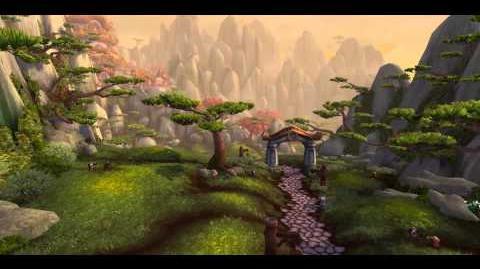 Pandaren In-Game Intro (Mists of Pandaria)