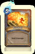 FireballHearthstone