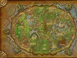 Mists of Pandaria maps