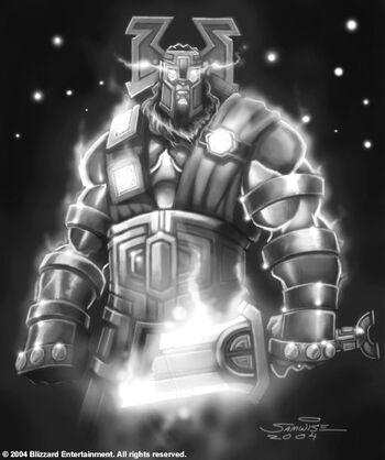 Aggramar the Avenger