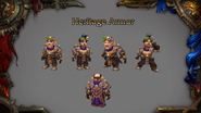 World of Warcraft Gnome heritage armor - Blizzcon 2018