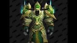 Dreamwalker Raiment - Druid T3 Tier 3 - World of Warcraft Classic Vanilla