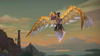 Pathfinder Part 2 – Earn Flying in Battle for Azeroth