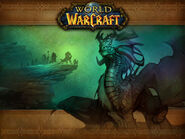Onyxia's Lair loading screen