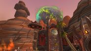 Argus over Orgrimmar