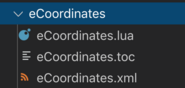 ECoordinates-filestructure