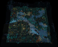 Orgrimmar Tunnels Map