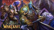 The Story Of Vindicator Maraad - Warcraft Lore