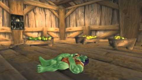 Lethargy of the Orcs