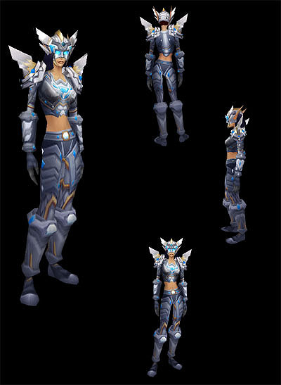Redemption Armor
