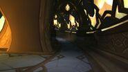 Xenedar upper hallway out of chamber