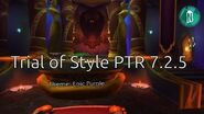 Trial of Style patch 7.2
