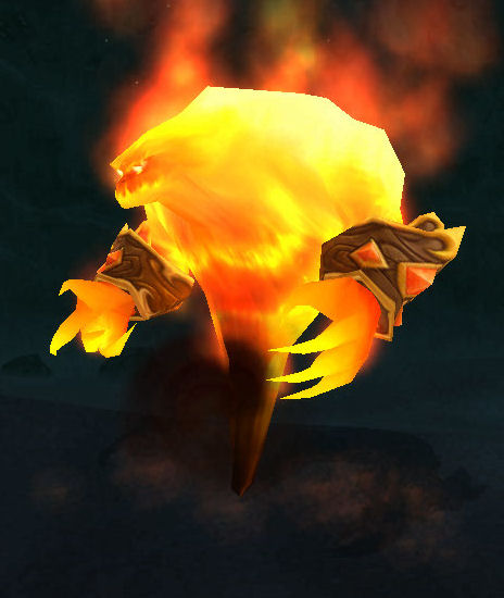 Greater Fire Elemental