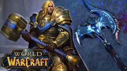 How_Arthas's_Hammer_Was_Turned_Into_Shadowmourne_-_Warcraft_Lore