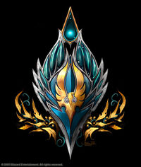 High elf crest recolored by bannanahamma-d31pxyo.jpg