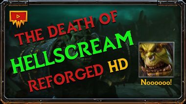 Death of Hellscream