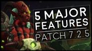 The 5 Major Features of Patch 7.2
