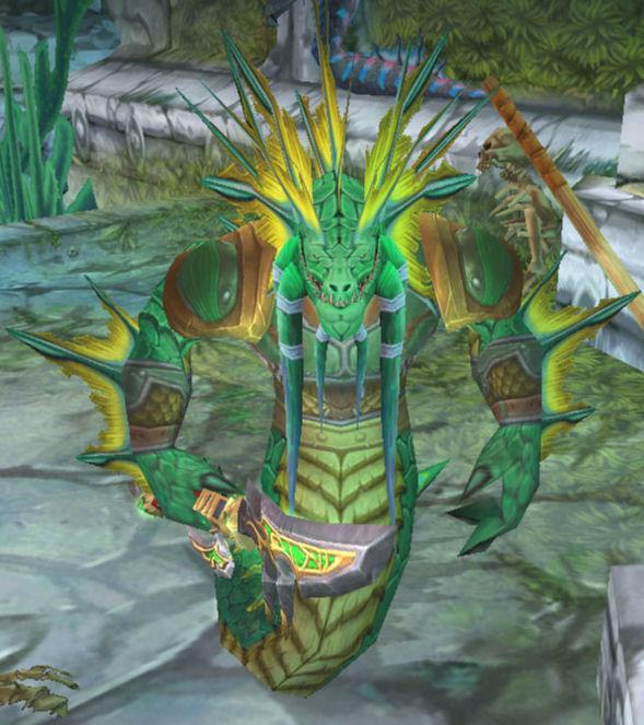 Fathom-Stalker Azjentus