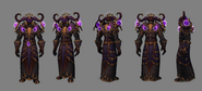 Warlock Mythic Raid Gear