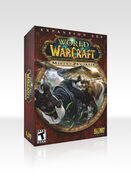 World of Warcraft Mists of Pandaria Standard Edition Box Art (3D)