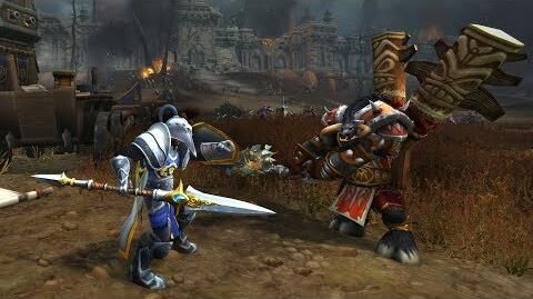 The Siege of Lordaeron Has Begun