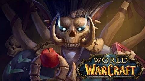 The Story Of Bwonsamdi The Loa Of Death - Warcraft Lore