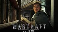 "Warcraft - ""Khadgar"" Extended Character Video (HD)"