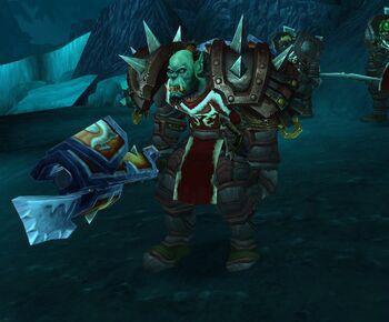 Kor'kron Squad Leader