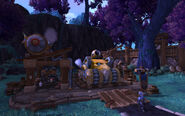 WoW garrisons Alliance Gnomish Gearworks v1 AD 01