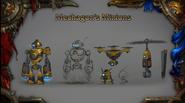 World of Warcraft Mechagon new robot enemies - Blizzcon 2018