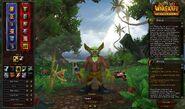 Goblin creation screen