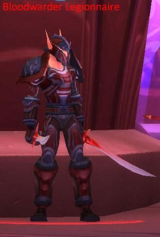 Bloodwarder Legionnaire
