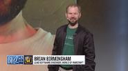 Blizzard Entertainment Brian Birmingham - Lead Software Engineer WoW