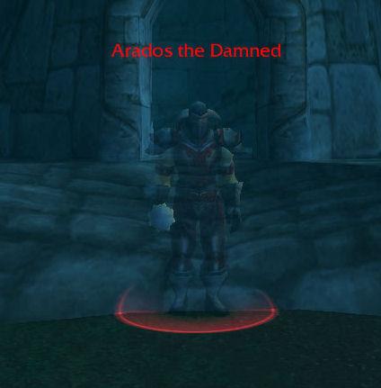 Arados the Damned