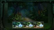BlizzCon Legion - Azsuna haunted forest concept art