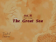 Warcraft II Beyond the Dark Portal - Act 3 (The Great Sea)