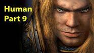 Warcraft 3 Gameplay - Human Part 9 - Frostmourne