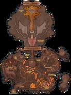 The Firelands raid zones