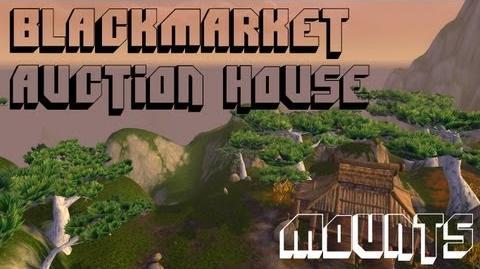 Black Market Auction House - Mounts