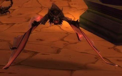 Shrike Bat
