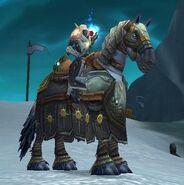 Argent Warhorse