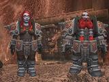 Dark Iron dwarf (playable)