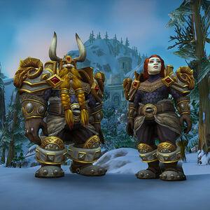 Heritage Armor Wowwiki Fandom Ren'dorei (void elf) heritage armor. heritage armor wowwiki fandom