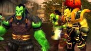 Lore of WoW Thrall in Durnholde Keep