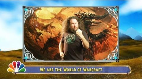 We Are The World Of Warcraft