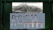 BlizzCon Legion - Azsuna ancient nightelf architecture concept art
