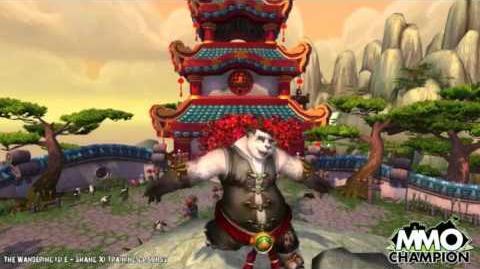 Pandaren Male Dance - Every day I'm Shuffling-0