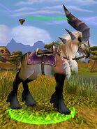 Tan Riding Talbuk